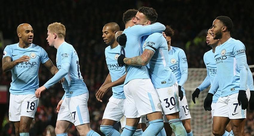 Manchester City'den rekor