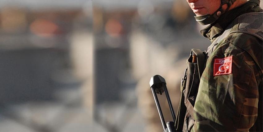 Afrin'den acı haber: 2 şehit