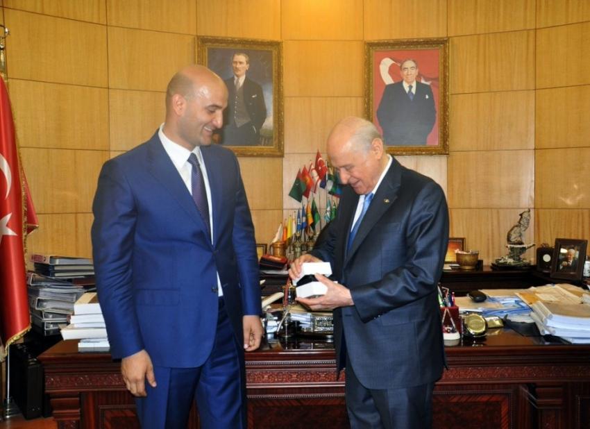 Ülkü Ocakları Genel Başkanı Kılavuz milletvekilli aday adayı oldu