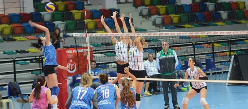 Nilüfer Belediyespor 3–1 Bursaspor
