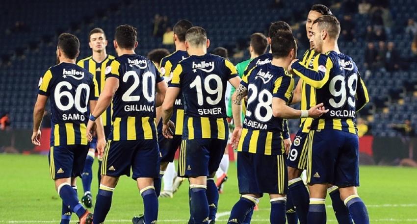 Fenerbahçe 2-0 İstanbulspor
