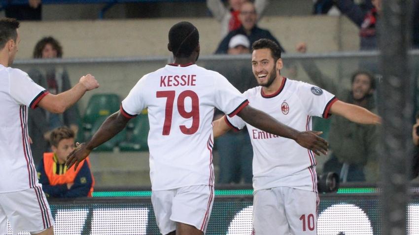 Hakan Çalhanoğlu, Serie A'daki ilk golünü attı