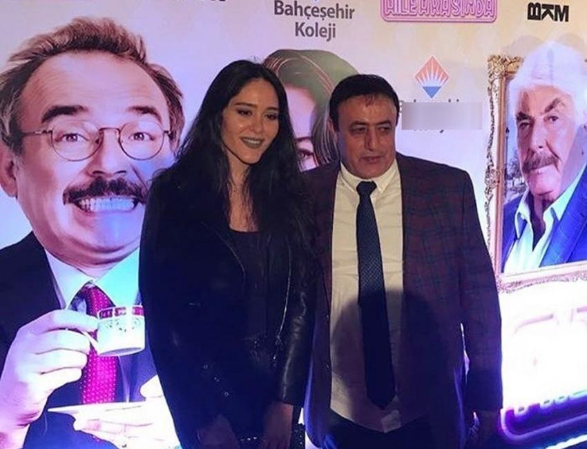 Mahmut Tuncer'in kızına para cezası