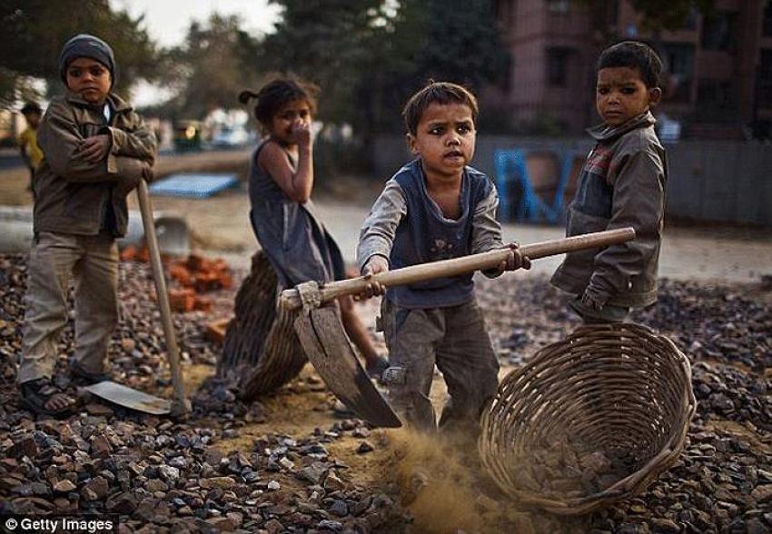 Dünya genelinde 168 milyon çocuk işçi var