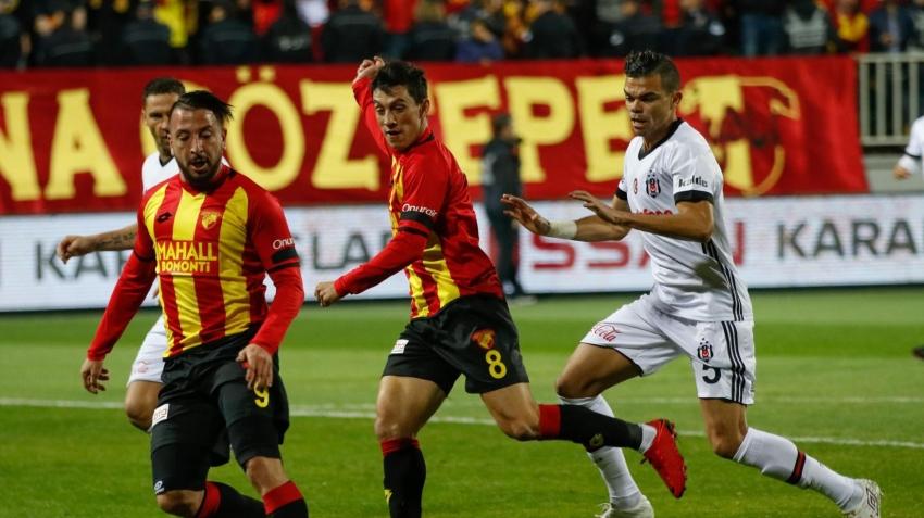 Göztepe 1-3 Beşiktaş