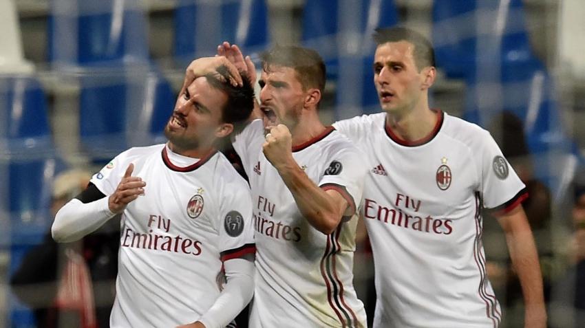 Sassuolo 0-2 AC Milan
