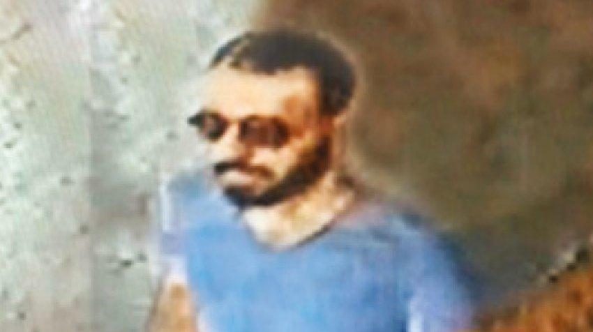 Türkiye'yi karıştıran adam kameraya yakalandı