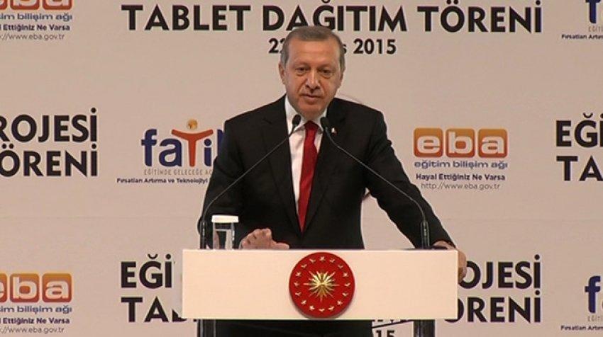 Cumhurbaşkanı Erdoğan açıkladı! 700 bin adet teslim edildi