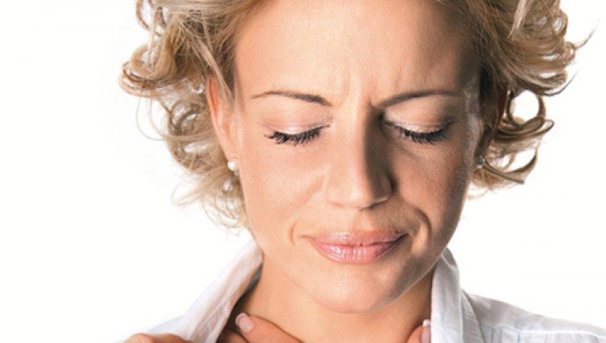 Ses kısıklığı tiroid belirtisi olabilir