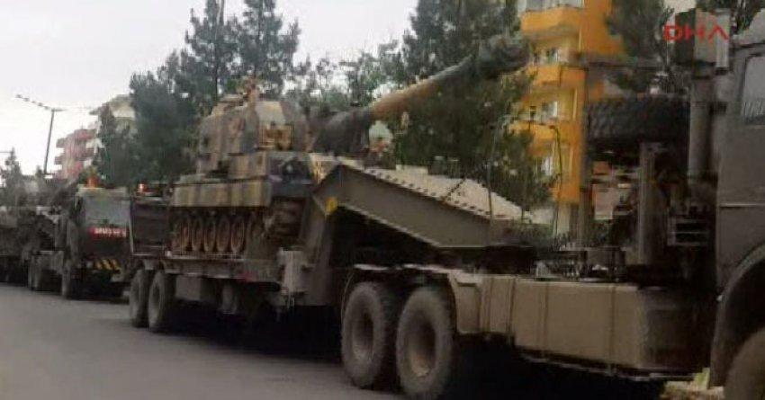 Mardin'de askeri hareketlilik!