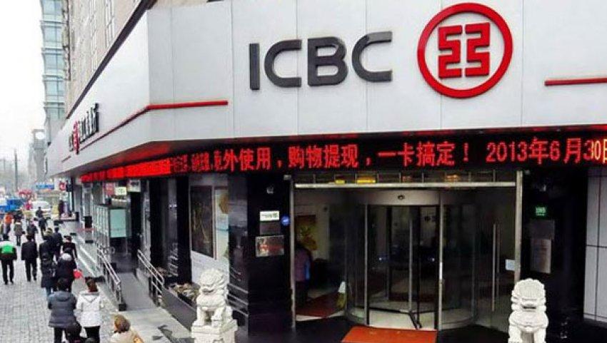 Industrial and Commercial Bank of China resmen Türkiye'de