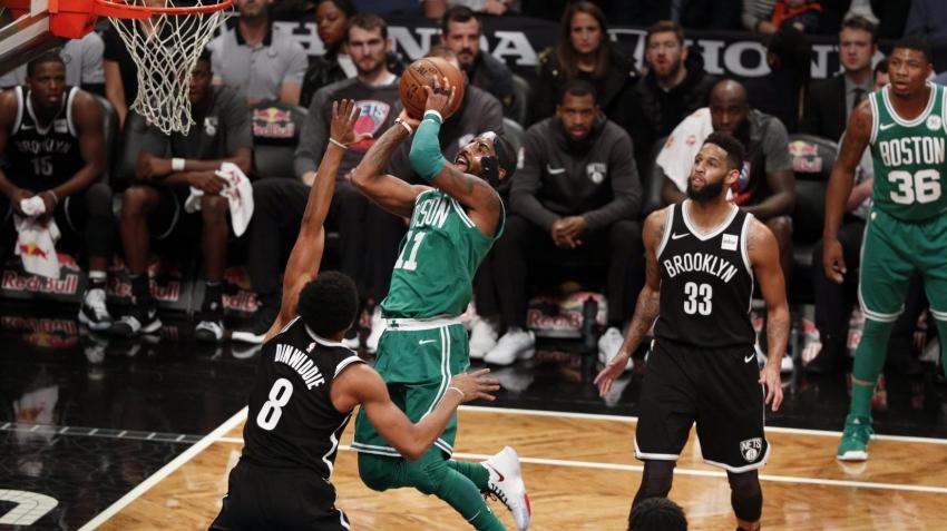 Kyrie Irving'in Nets'i yıktı