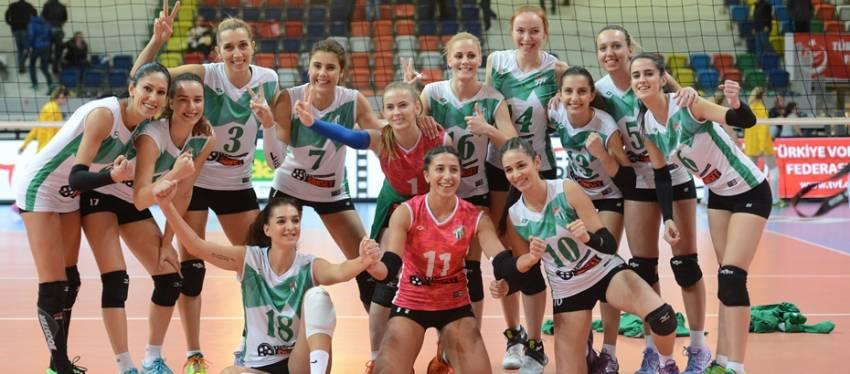 Bursaspor 3-2 Maltepe Yalı Spor