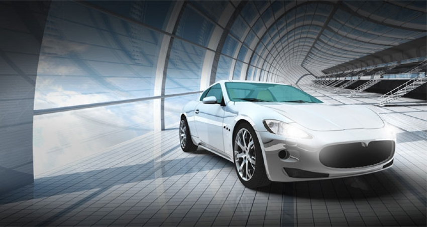 PPG ve Maserati'den işbirliği
