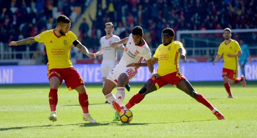 Malatyaspor 1-0 Sivasspor