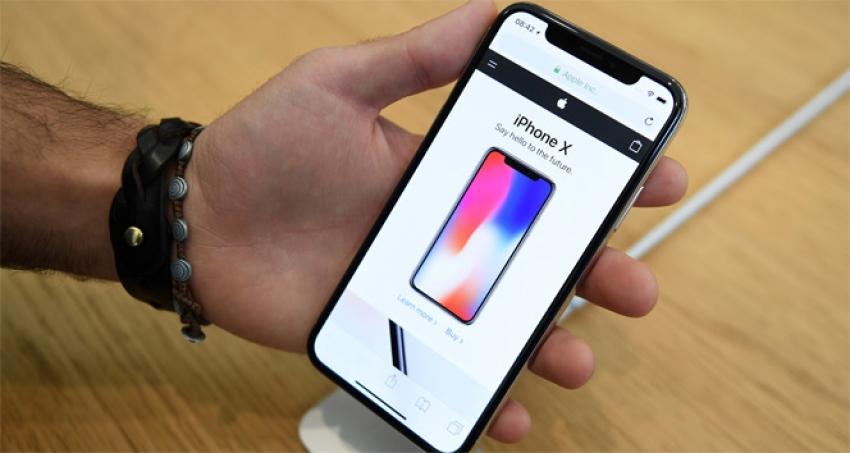 ABD'de 370 bin dolar değerinde iPhone X çalındı