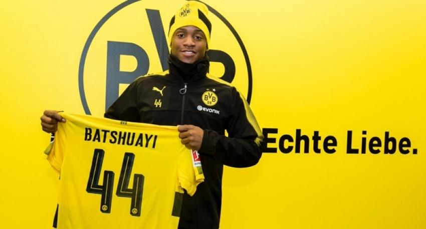 Batshuayi Dortmund'da