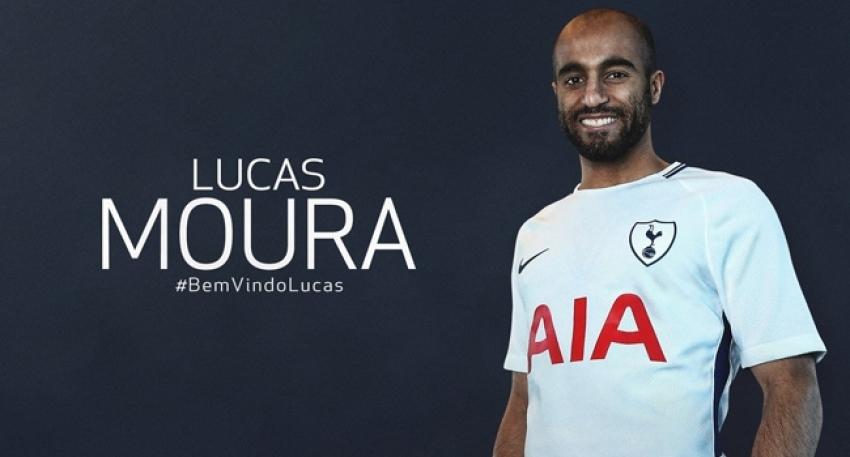 Lucas Moura Tottenham'da