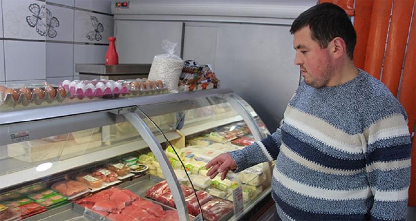Ucuz et satımı kasapları da indirime zorladı