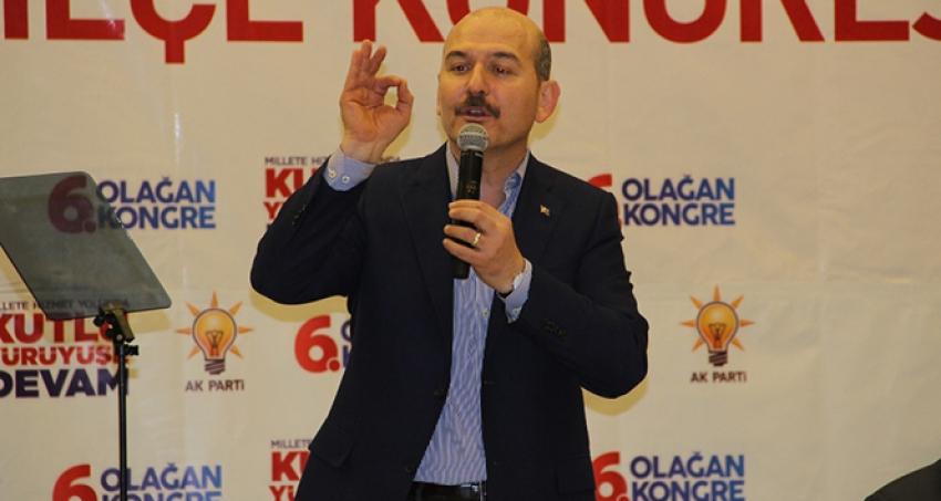Bakan Soylu: 'Terörle mücadele ipi gevşetilmeyecek'