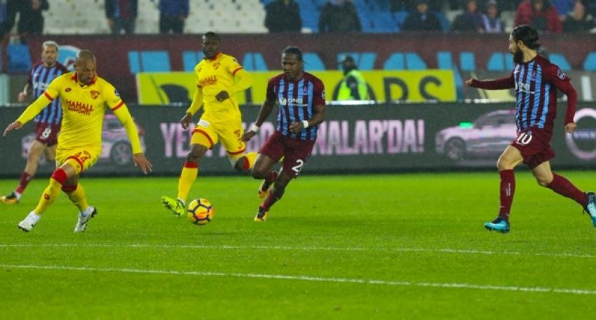 Trabzonspor 0-0 Göztepe