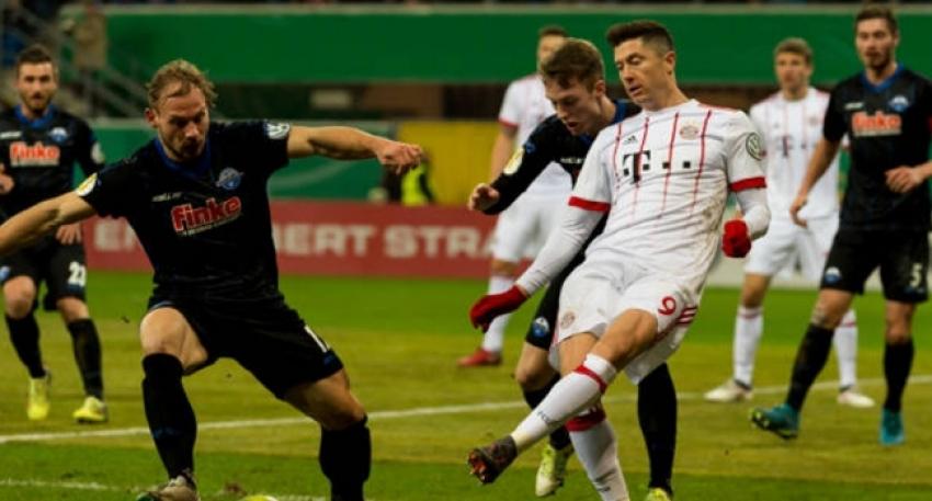 Paderborn 0-6 Bayern Münih