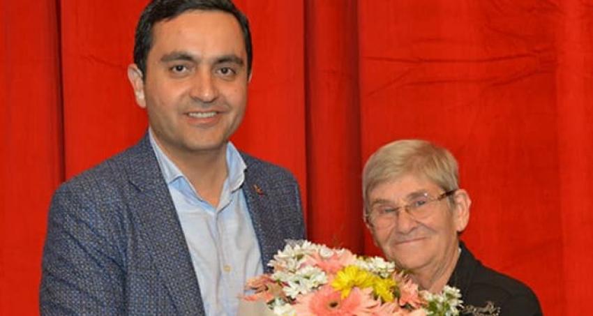 Prof. Dr. Canan Karatay: 'Kaya tuzu beyaz altındır'