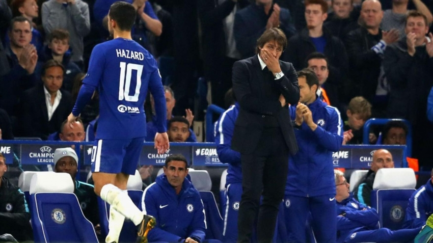 Hazard'dan Conte'ye eleştiri