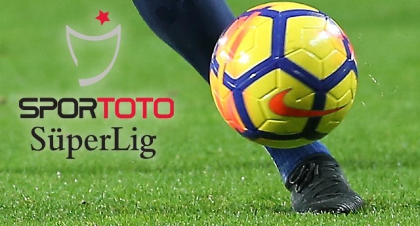 Spor Toto Süper Lig'de görünüm