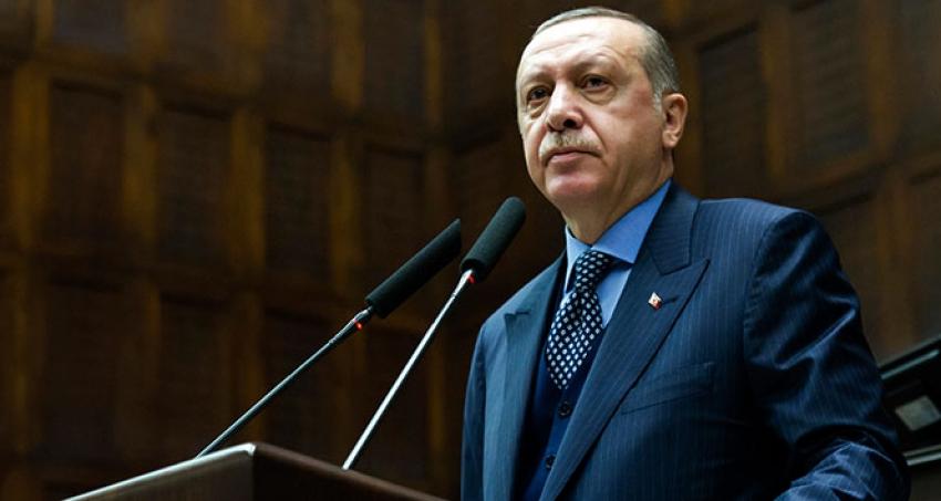"""Erdoğan: """"Esad devlet terörü estirmiş bir teröristtir"""""""