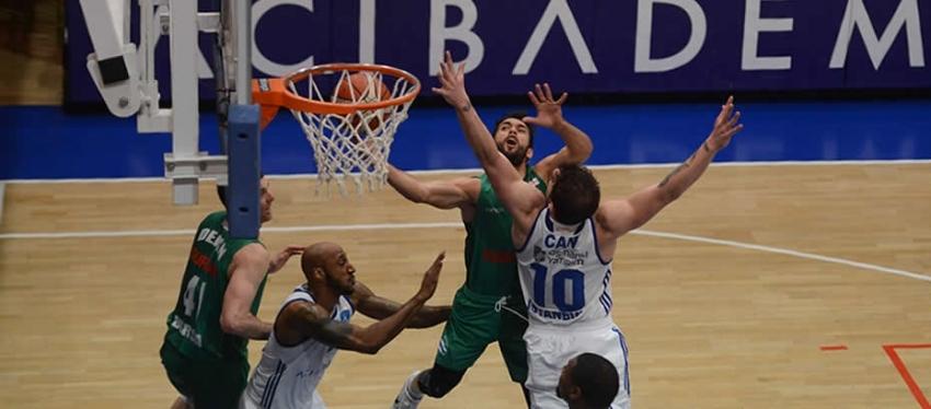 Acıbadem Üni. 67–74 Bursaspor Durmazlar