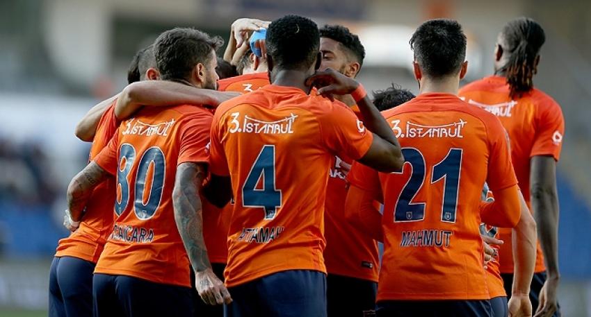 Medipol Başakşehir 2-0 Göztepe