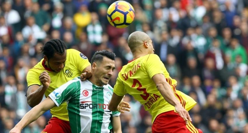 Malatyaspor, Konyaspor'u ateş hattında bıraktı!