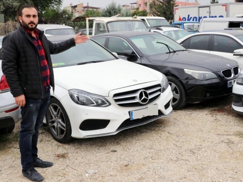Milyonlarca lira değerindeki araçlar çürümeye terk edildi!