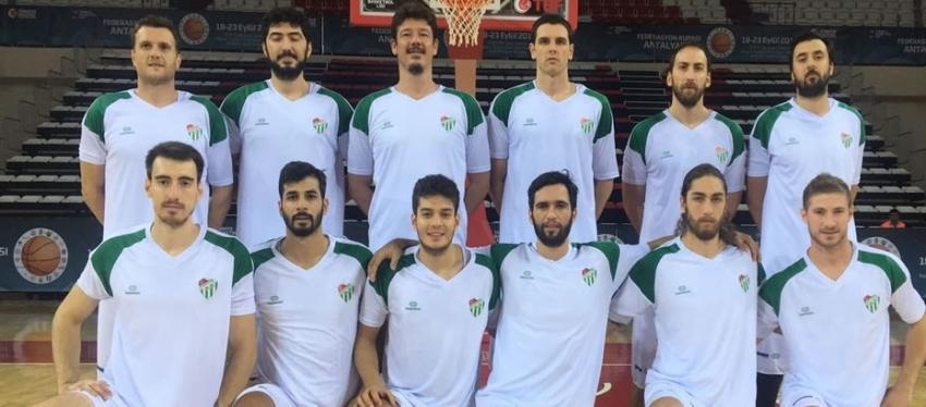 Bursaspor Durmazlar 75 – 79 Afyon Belediyesi