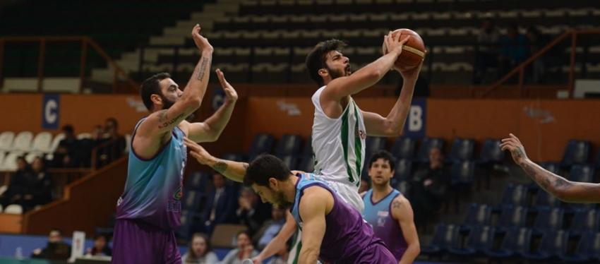Bursaspor Durmazlar 72-74 Afyon Belediyesi