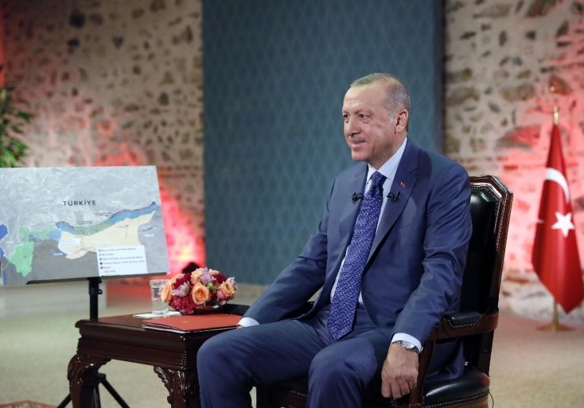 Cumhurbaşkanı Erdoğan'ın, Afganistan Cumhurbaşkanı Yardımcısını kabulü sonra erdi