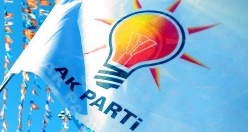 AK Parti'de istifa!!