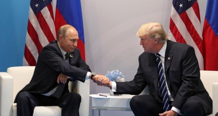 Putin ve Trump, korona virüs ve petrol piyasasını görüştü