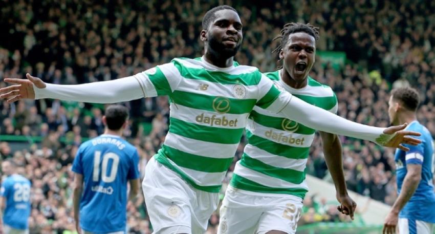Celtic'ten çifte zafer
