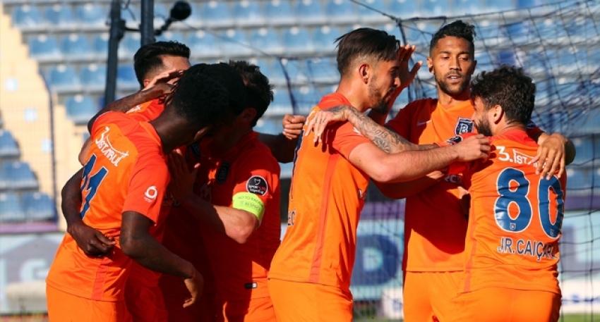 Osmanlıspor 1-4 Başakşehir