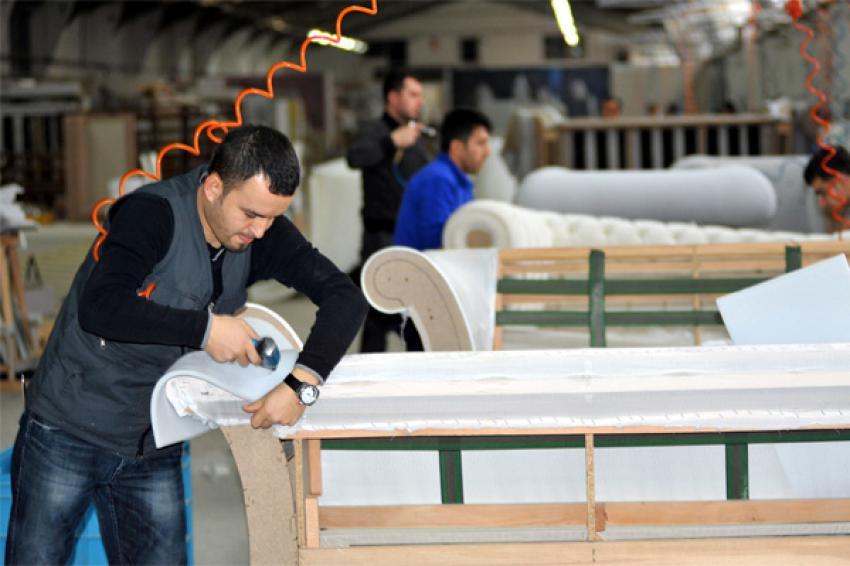 Türk mobilyacıların gözü zirvede