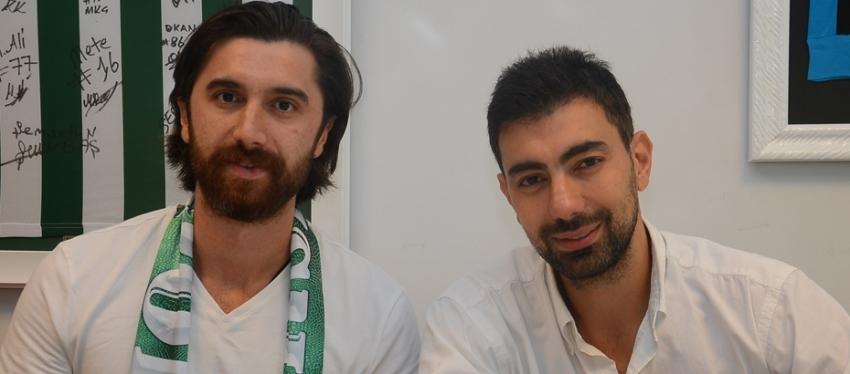 Bursaspor'da Mehmet Özdoğan imzaladı
