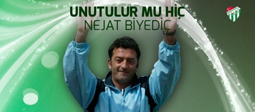 Bursaspor'dan Biyediç mesajı