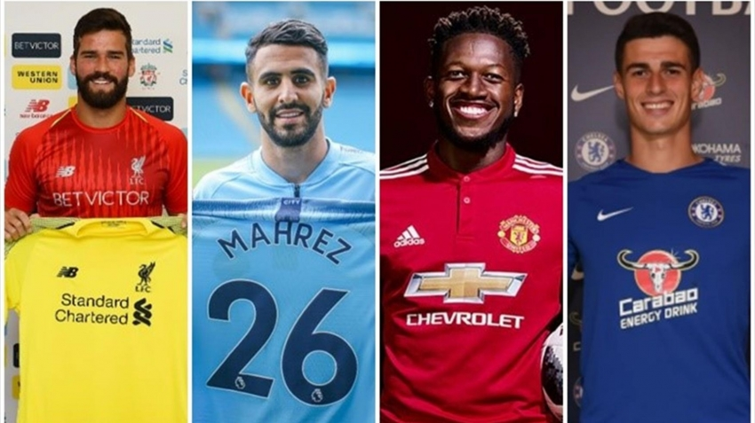 Premier League'in transfer bilançosu