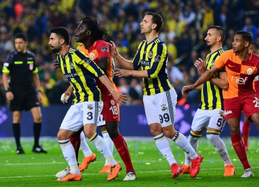 Fenerbahçe 0-0 Galatasaray