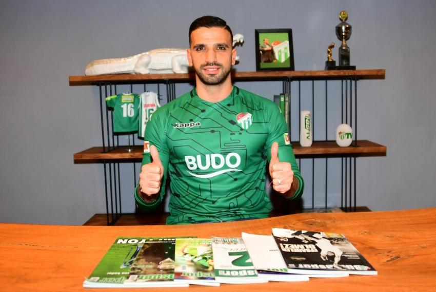 Bursaspor transferi resmen açıkladı