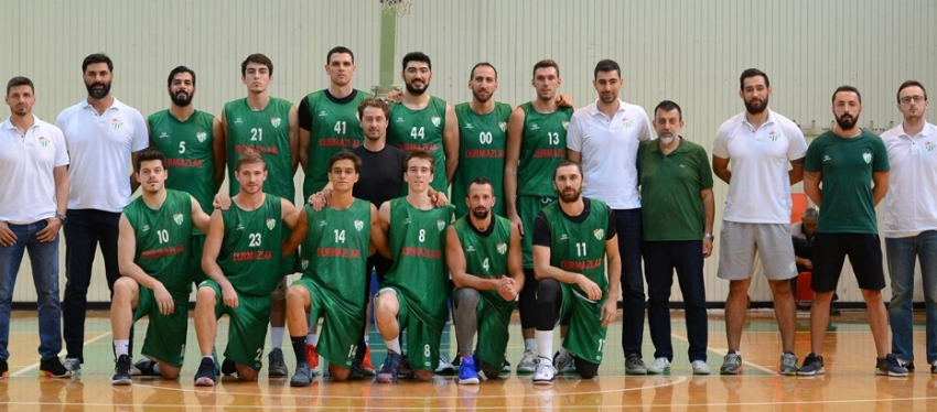Bursaspor Basketbol 92-70 Sigortam.net İTÜ Basket