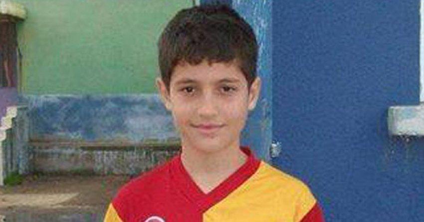 14 yaşındaki çocuğun feci ölümü!