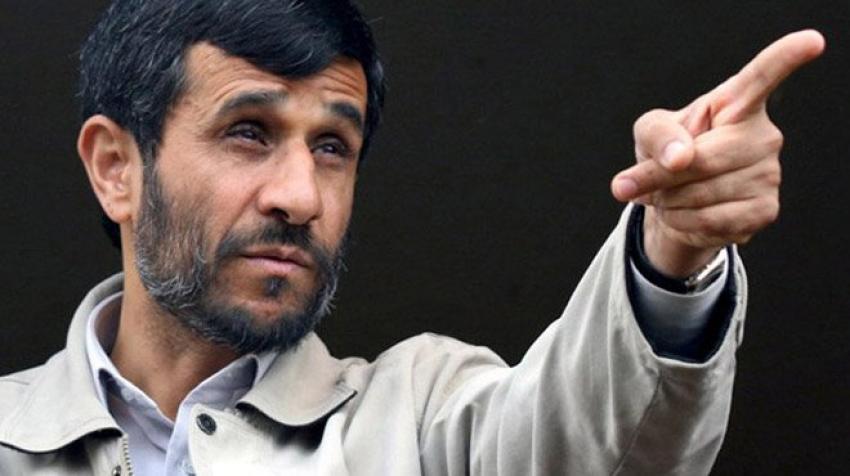 Ahmedinejad'tan flaş iddia!